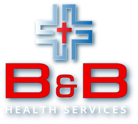 B&B Health Services Logo