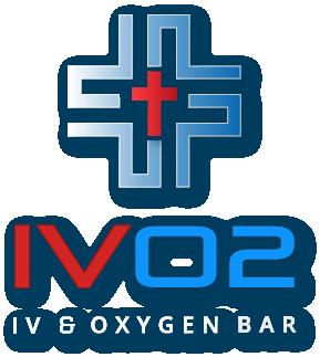 IVO2 IV and Oxygen Bar Logo